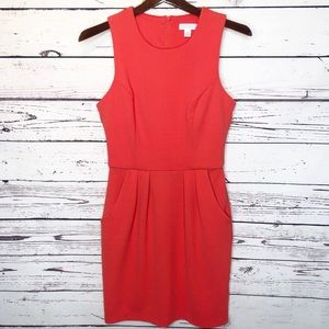 Bisou Bisou fitted dress with pockets